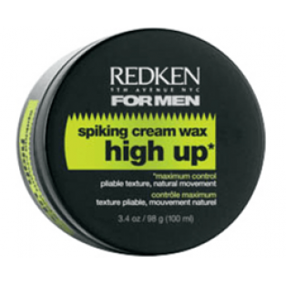 For Men Spiking Cream Wax High Up