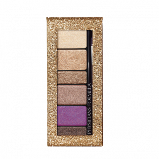 Shimmer Eyeshadow Palette Platinum Eyes