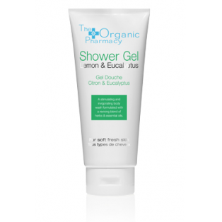 Shower Gel Med Lemon & Eucalyptus