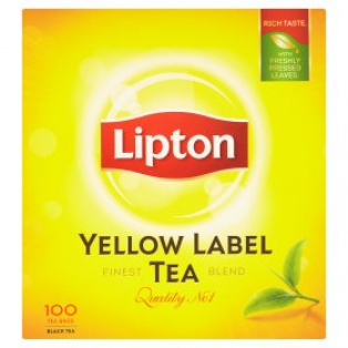 Sort Te Yellow Label