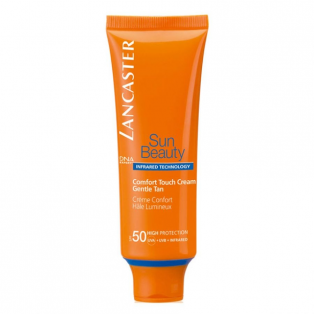 SPF 50 Face Comfort Touch Cream Solcreme