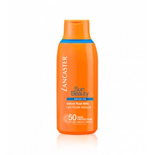 SPF 50 Sun Beauty Velvet Fluid Milk Solcreme