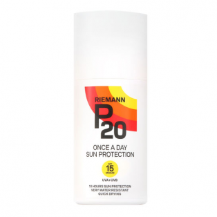 Spray Solbeskyttelse SPF 15 Medium