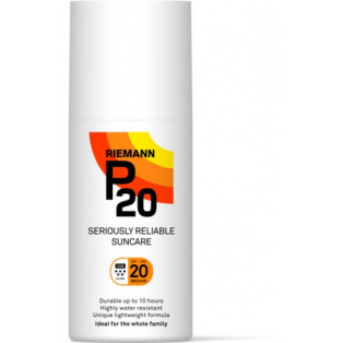 Spray Solbeskyttelse SPF20 Medium