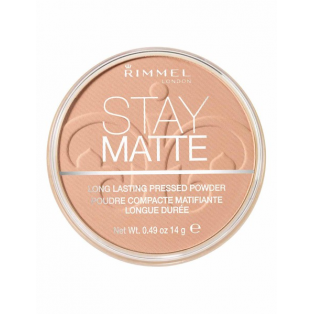 Stay Matte Pressed Powder 003 Peach Glow Pudder