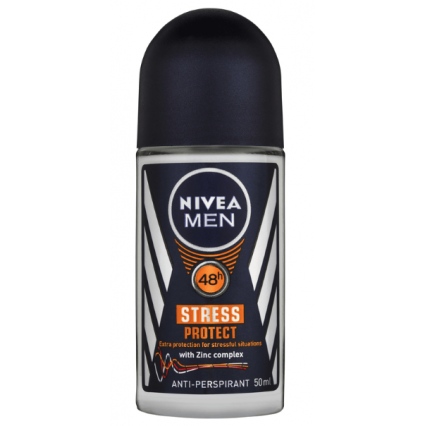 Nivea Stress Protect Roll On For Men