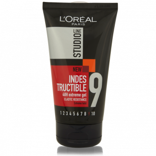 Studio Line 9 Indestructible Extreme Gel