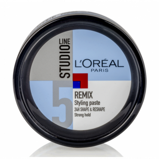 Studio Line Remix Styling Paste Strong