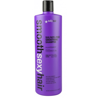 Sulfate-Free Smoothing Anti Frizz Shampoo