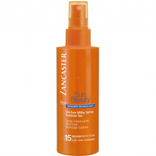 SPF 15 Sun Care Oil-Free Milky Spray Sublime Tan