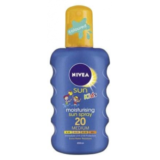 Sun Kids SPF 20 Spray Bronzer