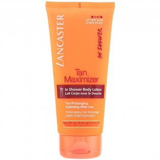 Tan Maximizer In Shower Body Lotion