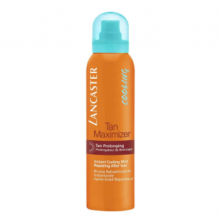 Tan Maximizer Instant Cooling Mist Body Solcreme