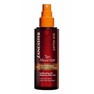 Tan Maximizer Sublimating Oil Face & Body