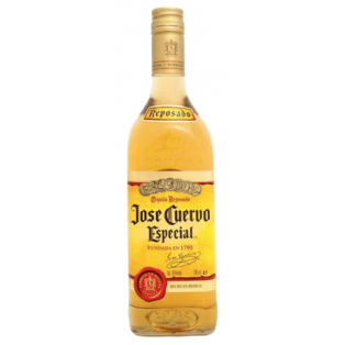 Tequila Gold 38%
