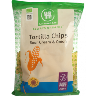 Tortilla Chips med Sour Cream & Onion