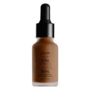 Total Control Drop Foundation 23 Chestnut