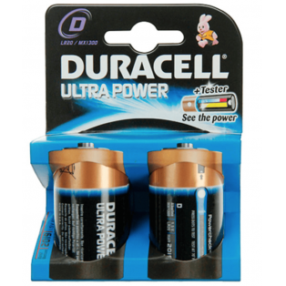 Ultra Power MX3100 D Batterier