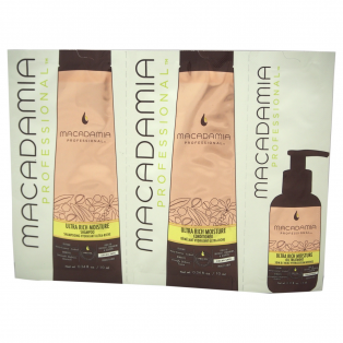 Ultra Rich Moisture Shampoo, Balsam & Oil Treatment