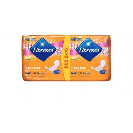 Libresse Ultra Thin Normal