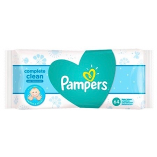Baby Wipes Fresh Clean Scented