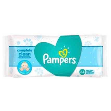 Pampers Vådservietter