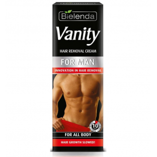 Vanity Men Hair Removal Cream
