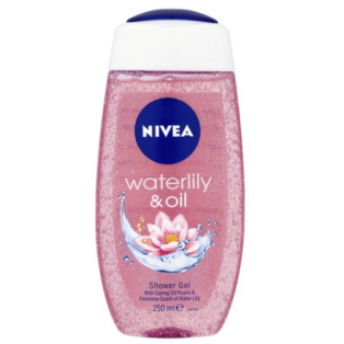 Waterlily and Oil Shower Gel