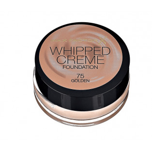 Whipped Creme Foundation 75 Golden