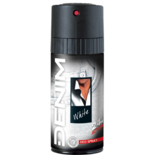 White Deo Spray 24 Hour Action
