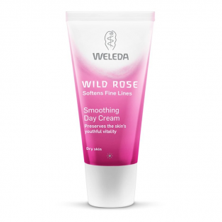 Wild Rose Smoothing Day Cream Dry Skin