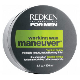 For Men Maneuver Working Wax