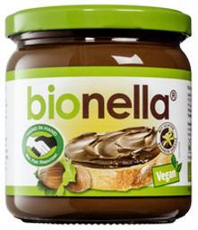 bionella Nuss-Nougat-Creme vegan