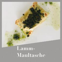 Alblamm Maultaschen
