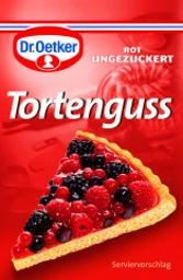 OE Tortenguss rot
