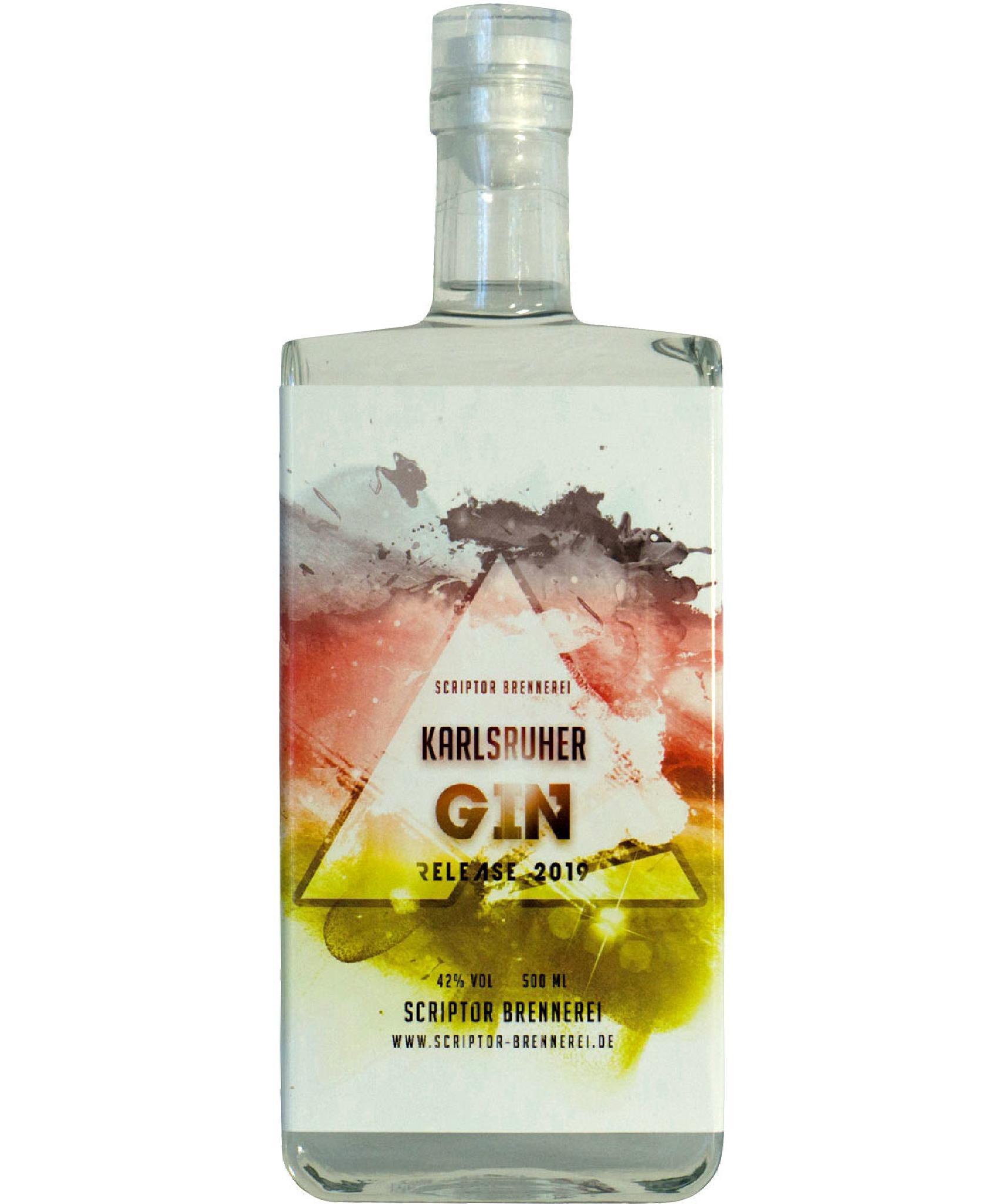 Karlsruher Gin, 42% VOL.