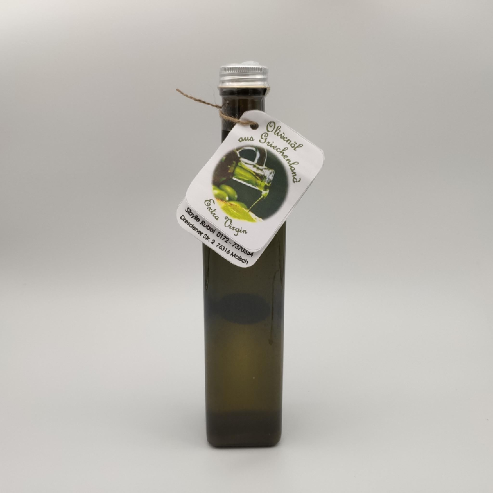 Olivenöl Extra Virgin aus Griechenland