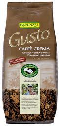 Gusto Caffè Crema ganze Bohne