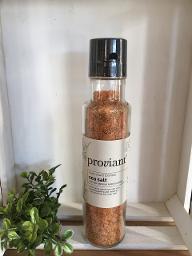 sea salt smoked paprika and rosmarin