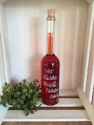 Roter Weinbergpfirsich Balsam