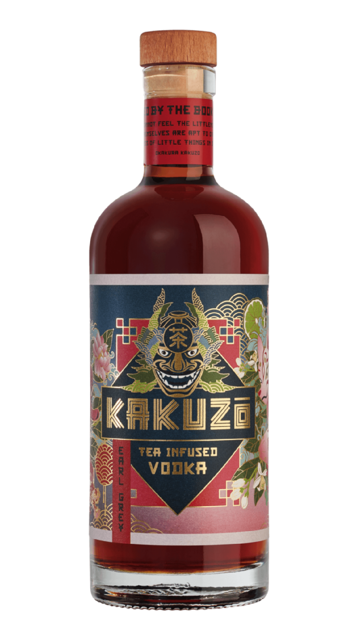 Kakuzo, Earl Grey Vodka, 40% VOL.
