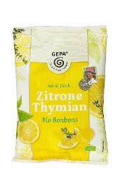 Bio Zitrone Thymian