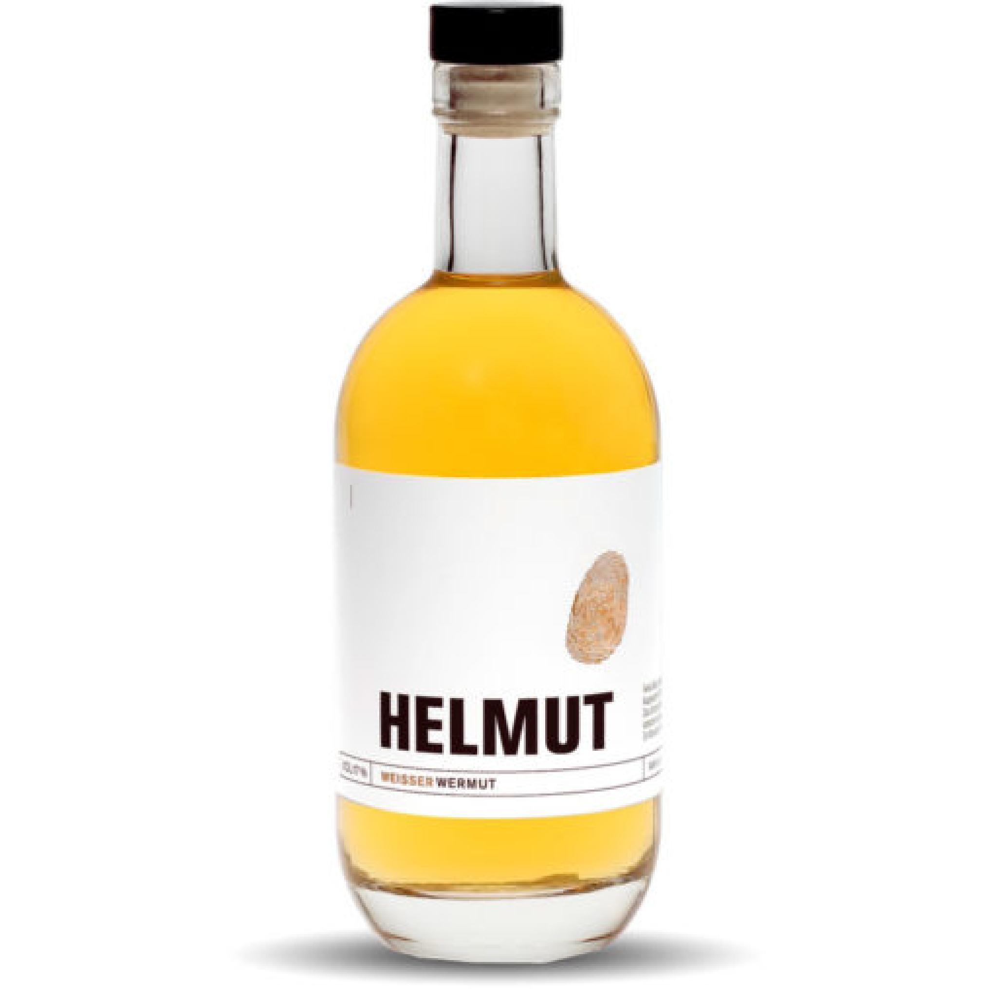 Helmut der Weiße, 17% VOL.