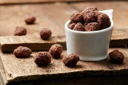 Gebrannte Nutella Mandeln