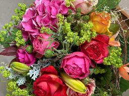 Blumenstrauß, mittel