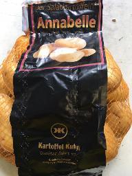 Kartoffeln: Annabelle