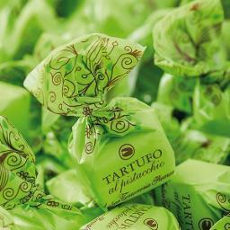 Tartufo al pistacchio