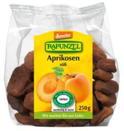 Aprikosen ganz süß,  demeter
