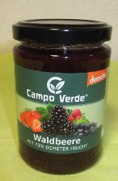 Demeter Campo Verde Waldfrucht