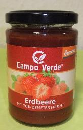 Demeter Campo Verde Erdbeer